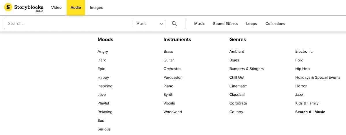 免版稅音樂庫-audioblocks
