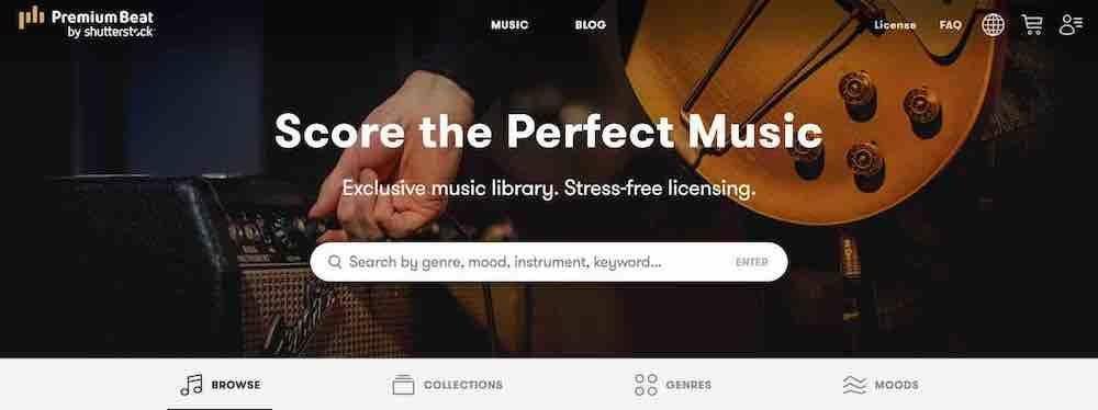 免版稅音樂-PremiumBeat