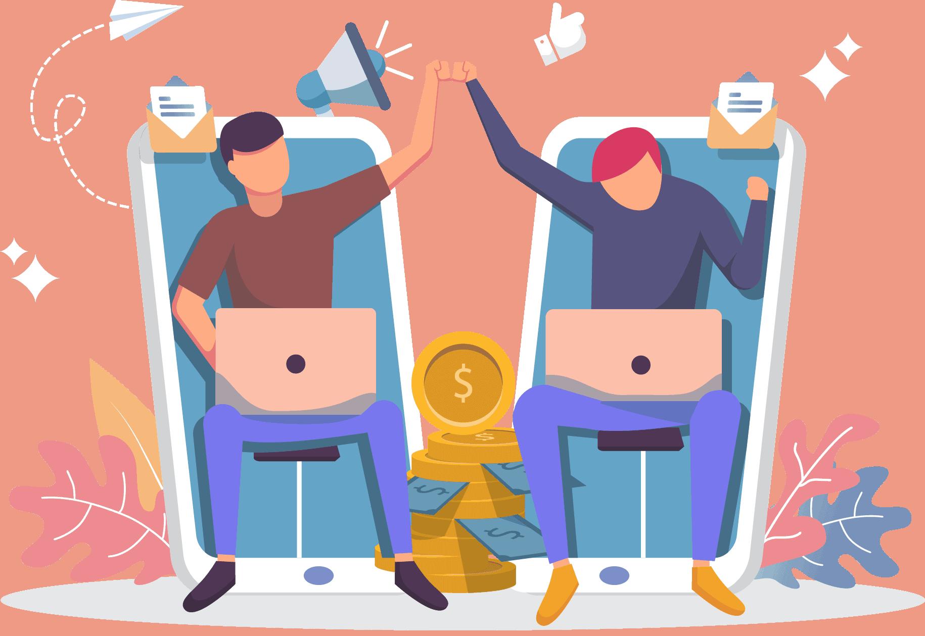 被動收入-聯盟行銷