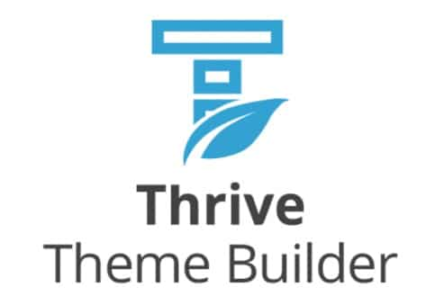 thrive theme builder logo
