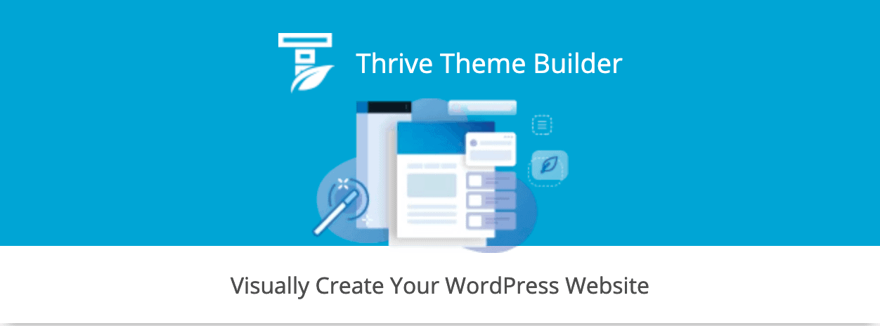 what-is-thrive-theme-builder