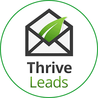 Email 行銷工具:Thrive Leads