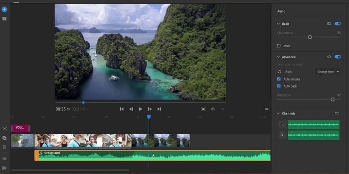 剪輯軟體adobe-premiere-rush