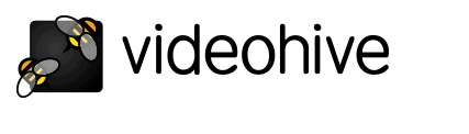 影片素材庫 videohive logo