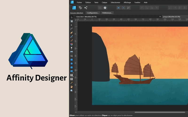 圖像編輯工具 Affinity Designer