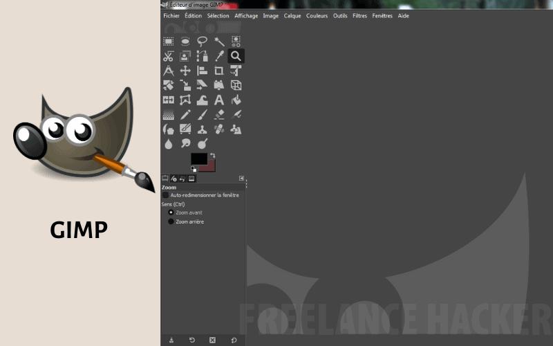 圖像編輯工具 GIMP