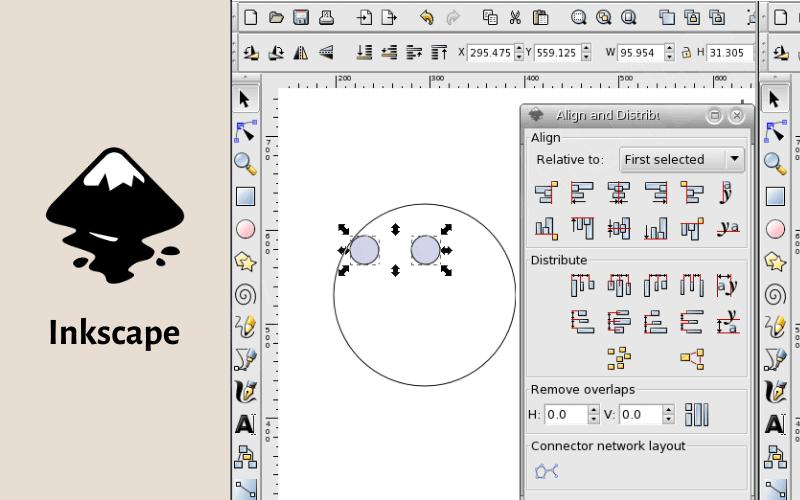 圖像編輯工具 Inkscape