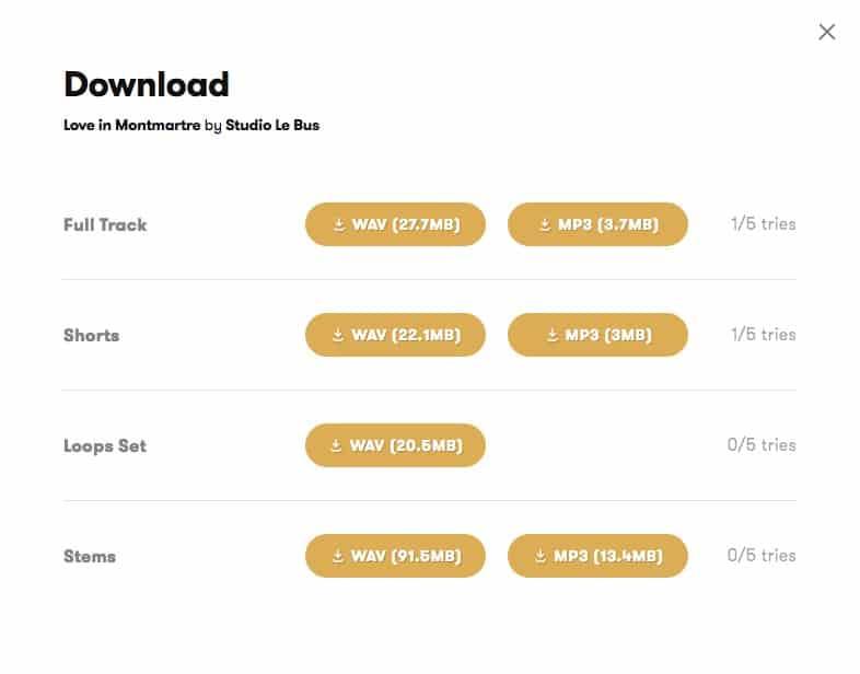 Premiumbeat-音樂後製流程