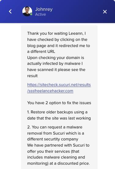 網站被惡意攻擊解決方法