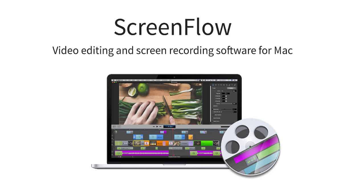 螢幕錄影軟體 Screenflow